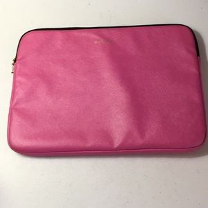 Isaac Mizrahi New York laptop case
